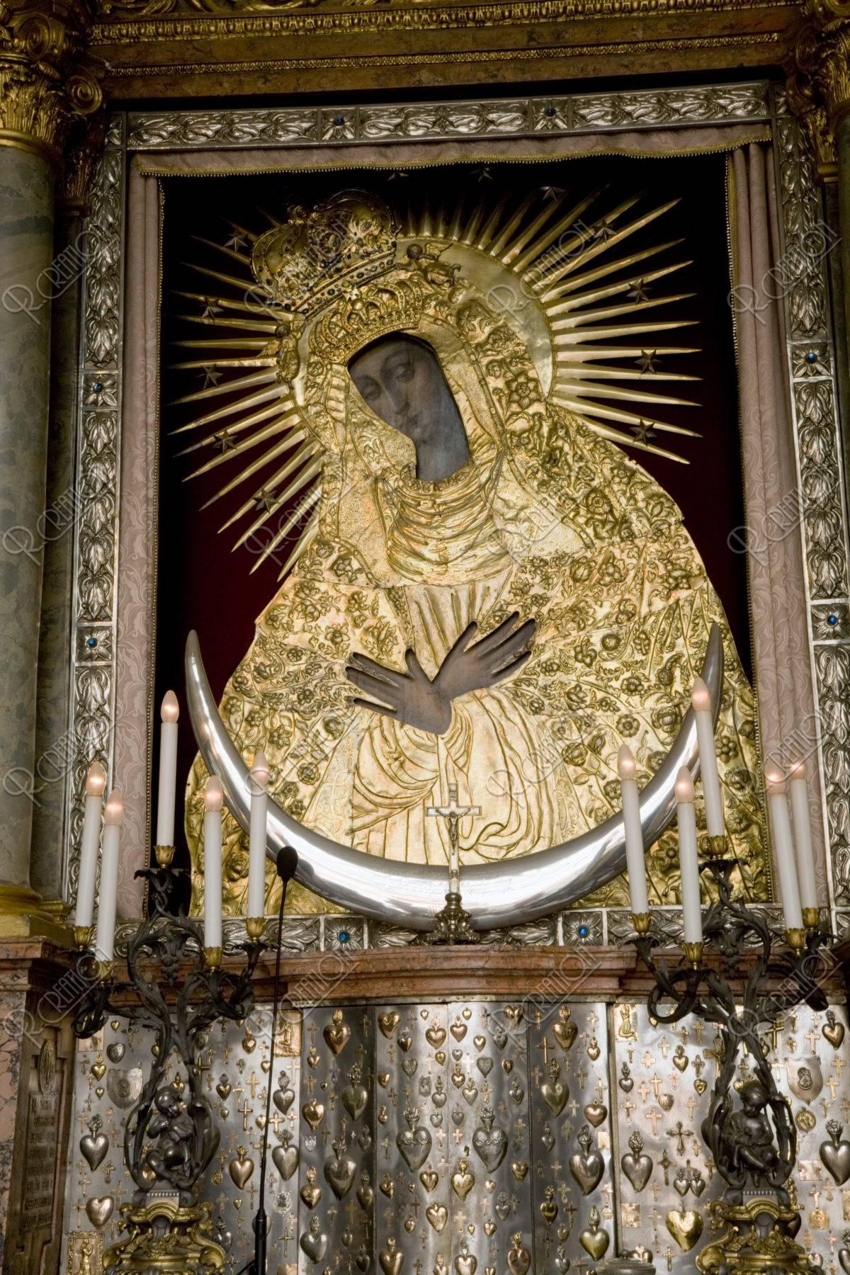 聖母マリアのイコン 世界遺産