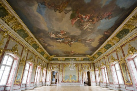 ルンダーレ宮殿 黄金の間