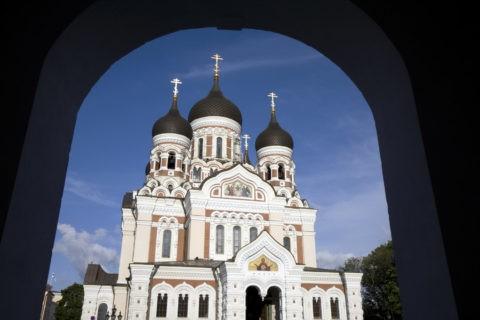 アレクサンドルネフスキー聖堂 世界遺産