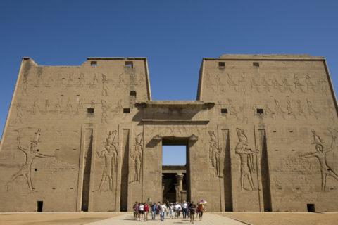ホルス神殿 世界遺産