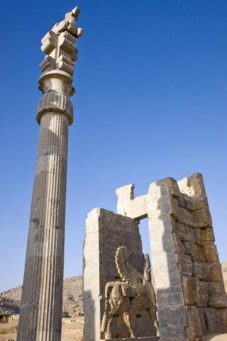 ペルセポリス遺跡 世界遺産