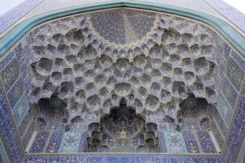 イマームモスク 世界遺産