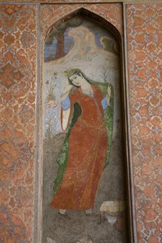 アーリーガープー宮殿 世界遺産