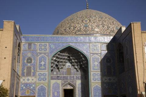 シェイフロトゥフォッラーモスク 世界遺産