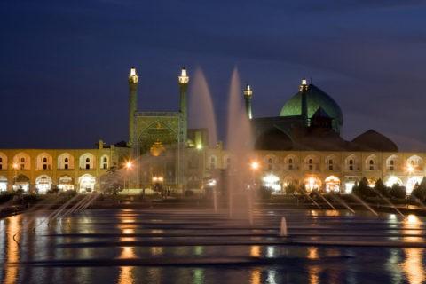 イマーム広場 世界遺産