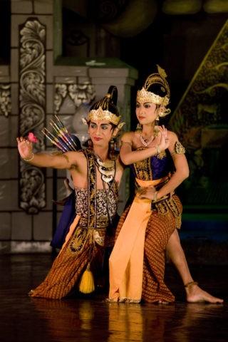 ラーマヤナ舞踏