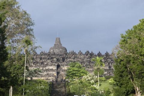ボロブドゥール寺院 世界遺産