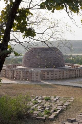 サンチーの第2塔 世界遺産