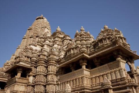 カジュラホ西群 カンダーリヤマハデーヴァ寺院 世界遺産
