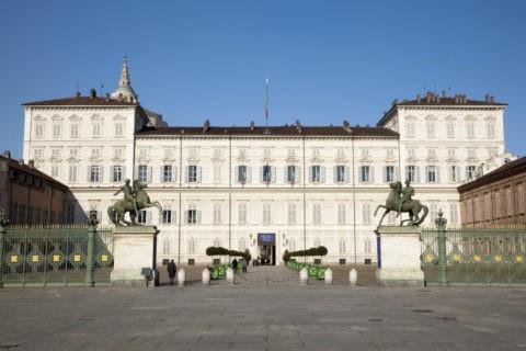 トリノ王宮 世界遺産