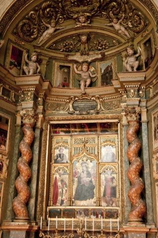 トリノ 大聖堂 宗教画