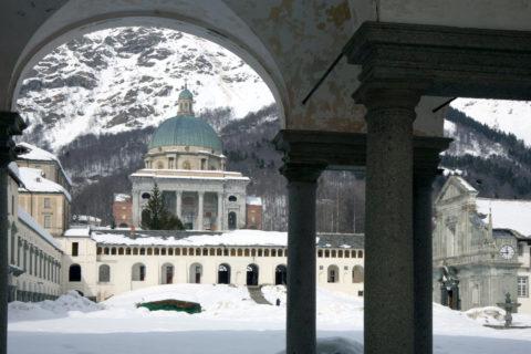 サクリモンティ オローパ 聖堂 世界遺産