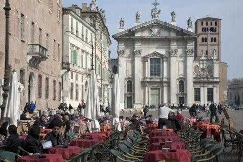 ソルデッロ広場と大聖堂 世界遺産