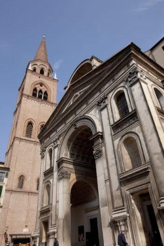 サンタンドレア教会 世界遺産