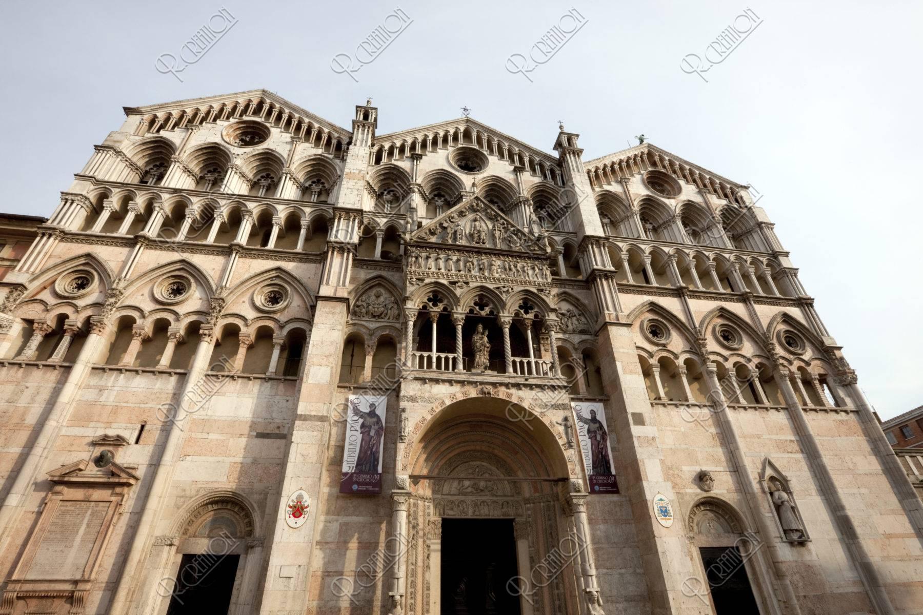 サンジョルジョ大聖堂 世界遺産