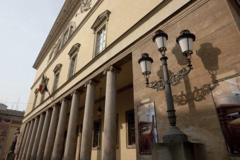 オペラ劇場 テアトロレージョ