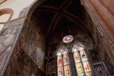 サンペトロニオ聖堂 天国と地獄図