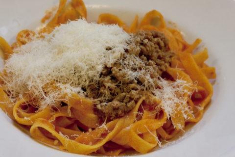 イタリア料理 タリアテッレ ボロネーゼ