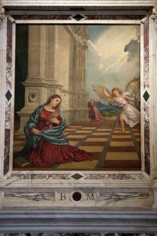 トレヴィーゾ 大聖堂 礼拝堂
