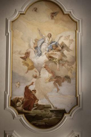 プリタ礼拝堂 聖母被昇天