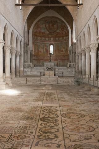 アクレイア 大聖堂 世界遺産