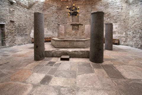 アクレイア 大聖堂 洗礼堂 世界遺産
