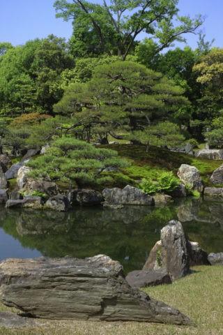 二条城 二の丸庭園 世界遺産