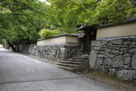 坂本の重要伝統的建造物群保存地区