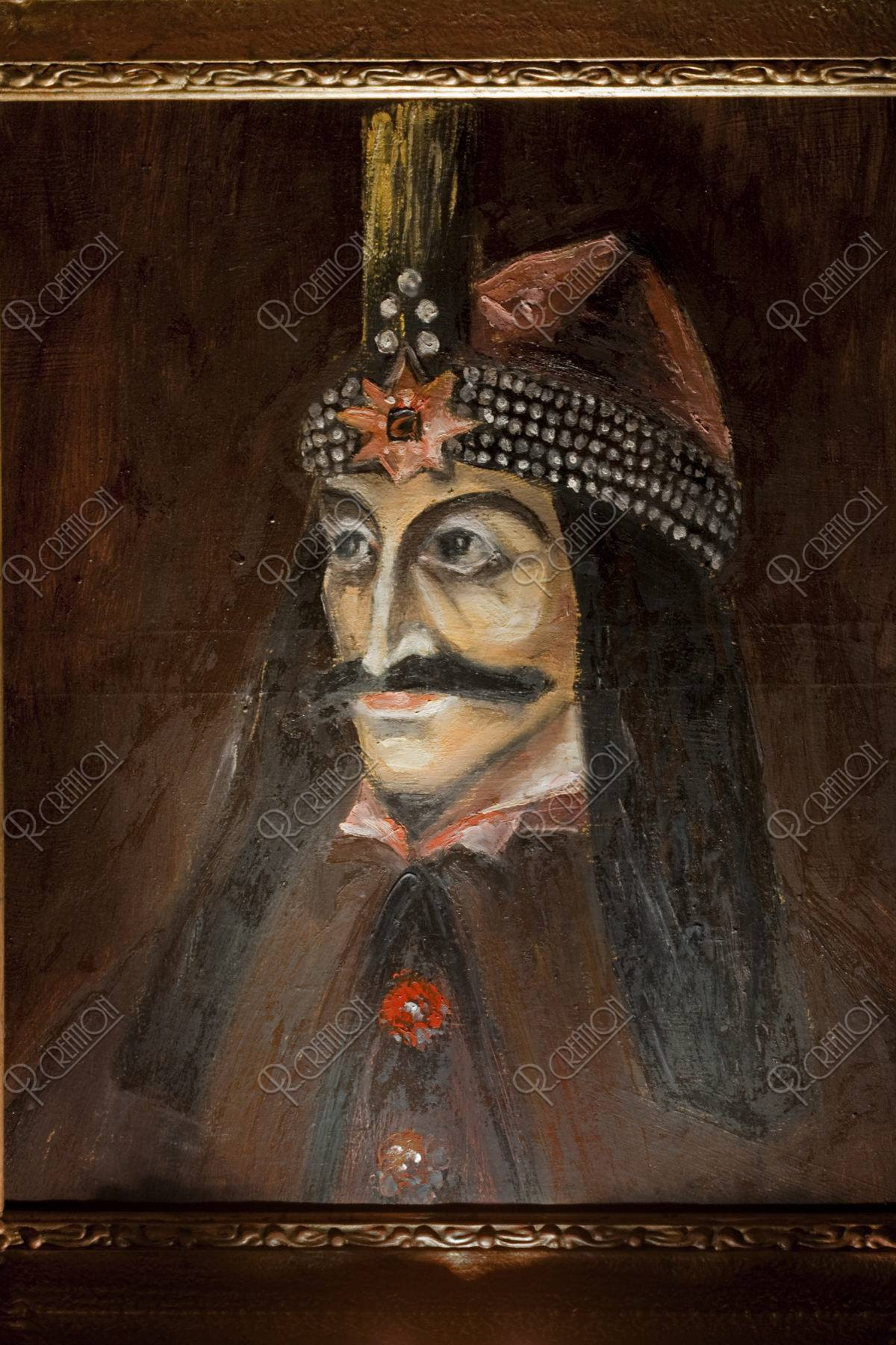 ヴラドツェペシュの肖像画
