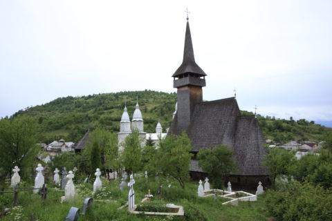 ボティーサ教会 世界遺産