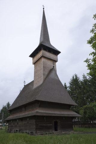 聖ニコラス教会 世界遺産