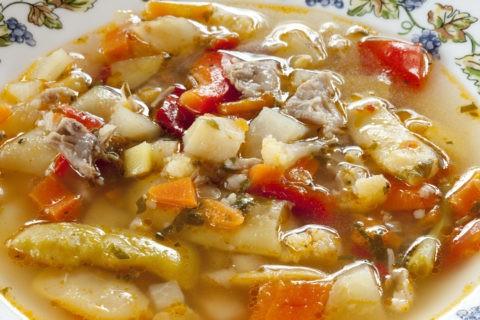 ルーマニア料理 チョルバ