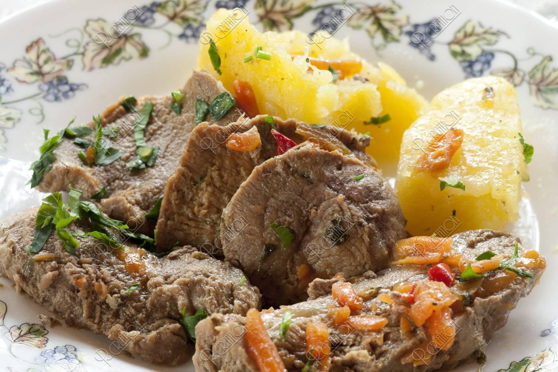 料理 ルーマニア