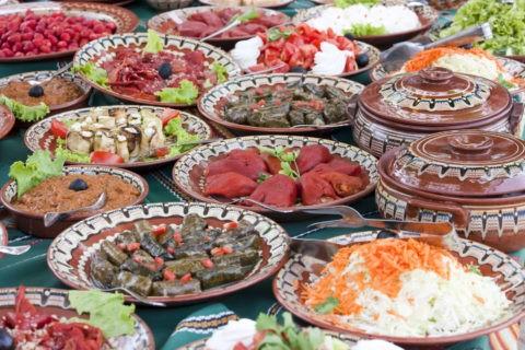 ブルガリアの料理