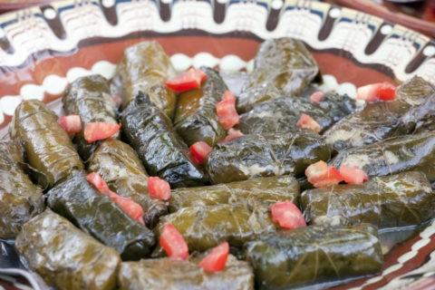 ブルガリア料理 サルミ