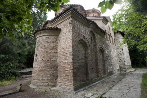ボヤナ教会 世界遺産