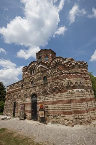 聖パントクラトール教会 世界遺産