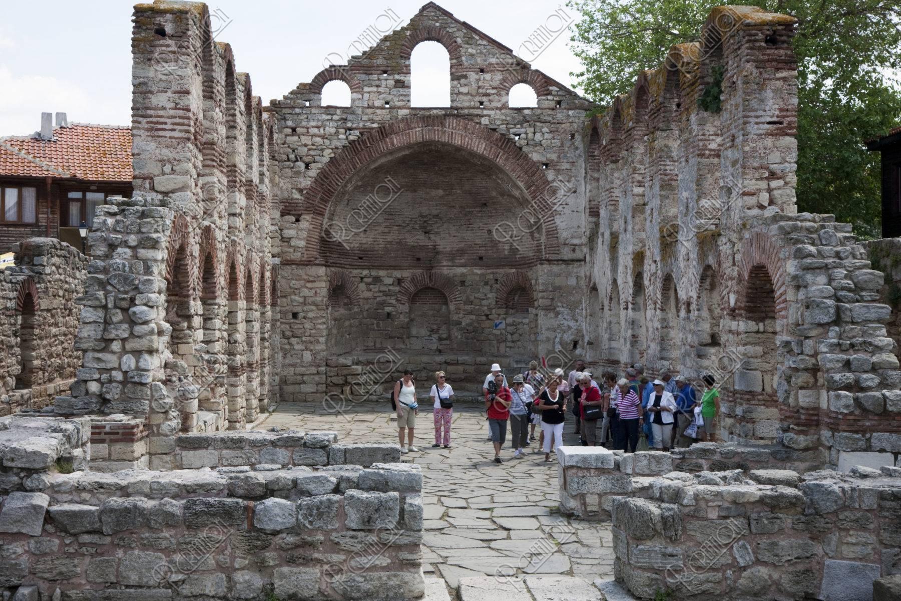 聖ソフィア教会 世界遺産
