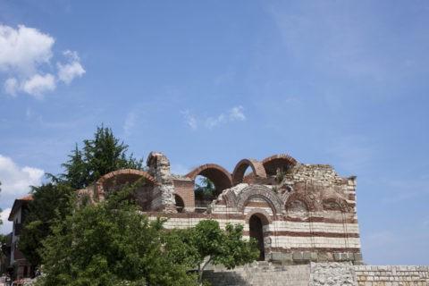 聖母エレウサ教会 世界遺産