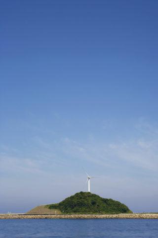 高島 風力発電