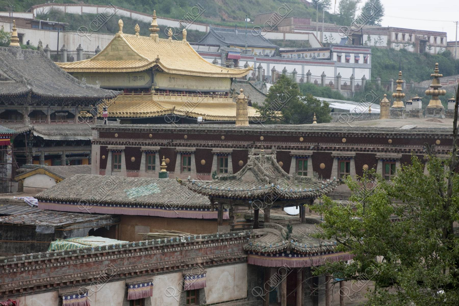 タール寺 大金瓦殿