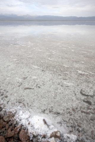 チャカ塩湖
