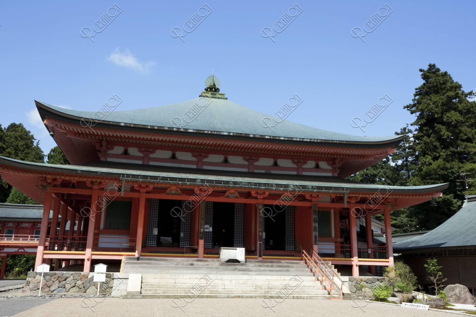比叡山延暦寺阿弥陀堂 世界遺産