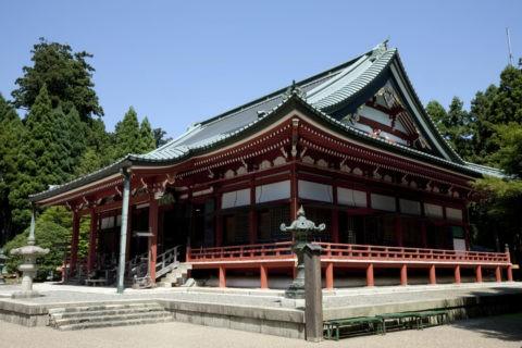 比叡山延暦寺大講堂 世界遺産