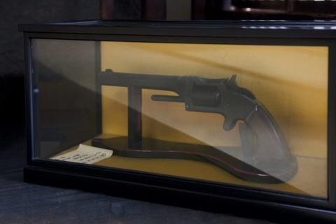 坂本龍馬の拳銃