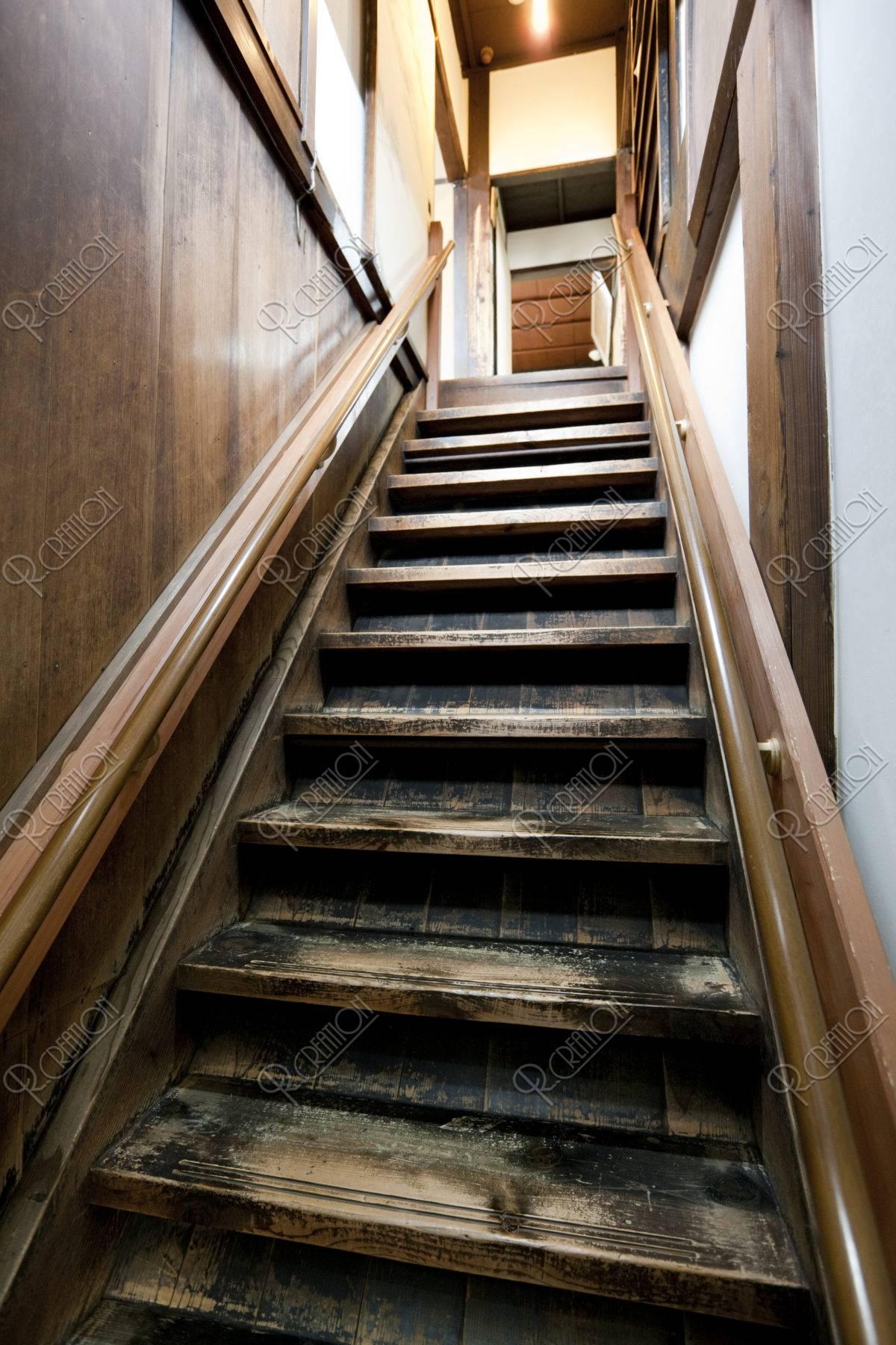 寺田屋 階段