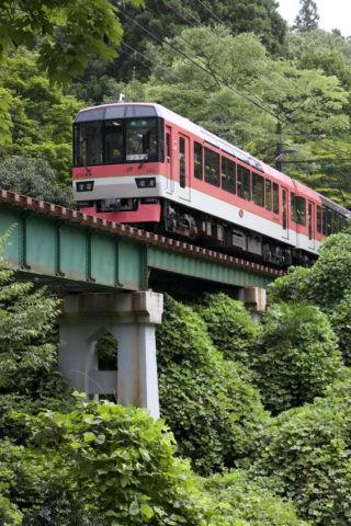 叡山電鉄 きらら