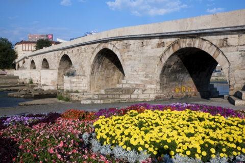 カメンモスト橋(トルコ橋)