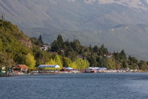 オフリド湖 世界遺産