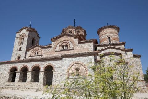 聖パンテレイモン教会 世界遺産